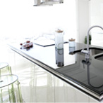 marble and granite worktops